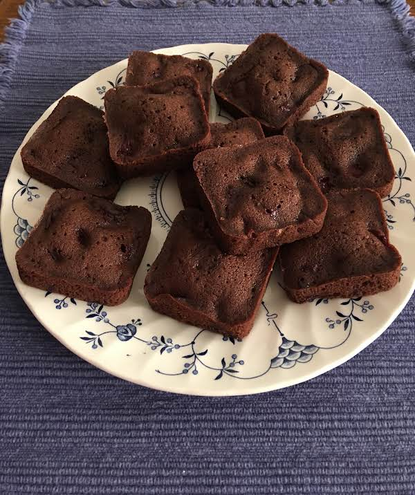Cherry Brownies Recipe