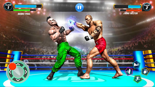 Bodybuilder Fighting Champion: Real Fight Games android2mod screenshots 1