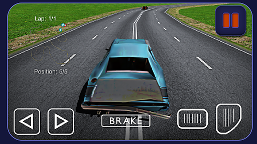Road Racing: Extreme Rivals 3D