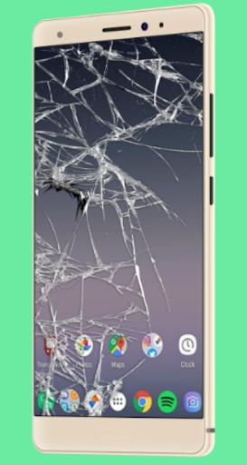 Cracked Screen Effect (joke) 1.7.0 screenshots 8