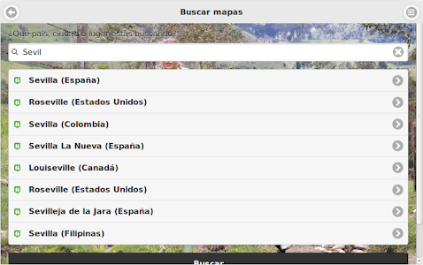 Rutas Senderismo Tablets screenshot 10