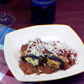 Eggplant Involtini Recipe