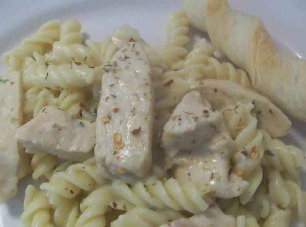 Chicken Cheddar Pasta Recipe