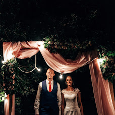 Wedding photographer Maksim Chernyy (blackmax). Photo of 03.10.2018