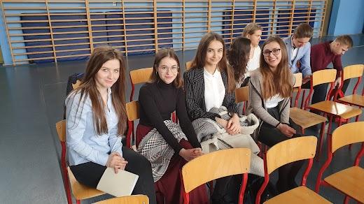 reprezentanci szkoły