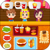 Burger Shop Maker