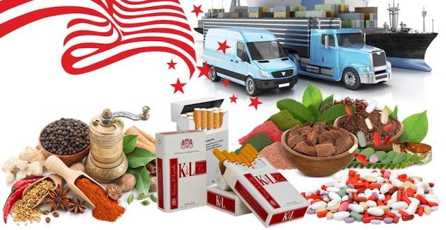 Khi gửi hàng đi Mỹ với mặt hàng thực phẩm, bạn phải chuẩn bị giấy chứng nhận FDA