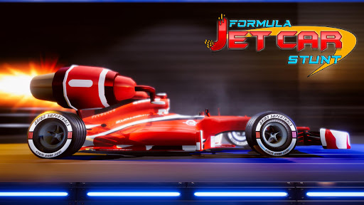 Formula Jet Car Stunt Games u2013 Mega Ramp Stunts screenshots 5