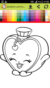 Download Mewarnai Buku Untuk Mainan Shopki Lukisan Game Apk Latest