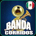 Musica Banda y Corridos Gratis icon