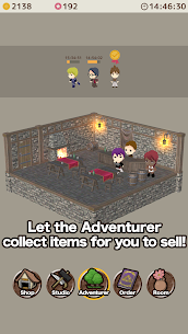 Item shop MOD (Unlimited Money) 4
