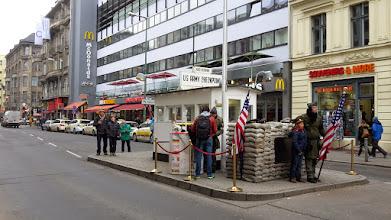 Photo: Checkpoint Charlie