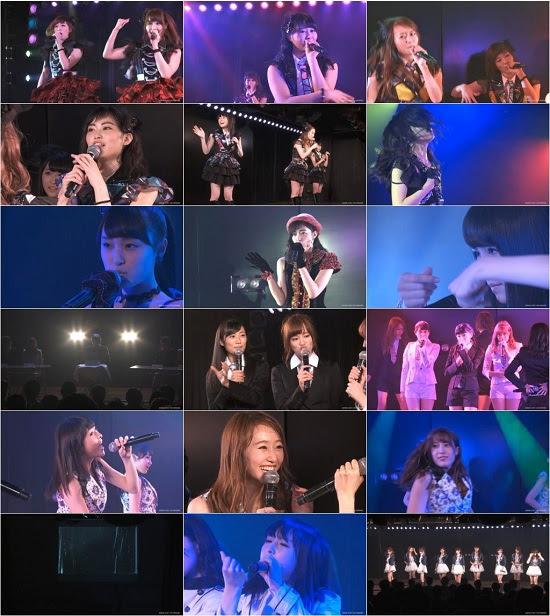 (LIVE)(公演) 田原総一朗 「ド~なる?!ド~する?!AKB48」公演 151028