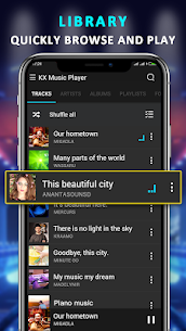 KX Music Player Pro 1.8.6 Latest MOD APK 2