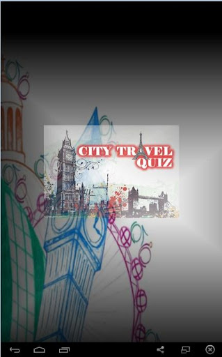 City Travel Quiz
