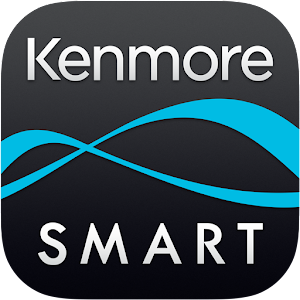 kenmore logo. kenmore smart ac logo f