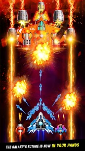 Space Shooter: Galaxy Attack MOD Apk 1.426 (Unlimited Money) 4