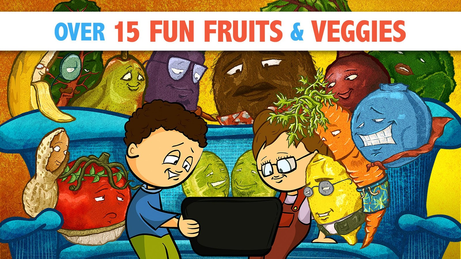 Veggie Bottoms- screenshot