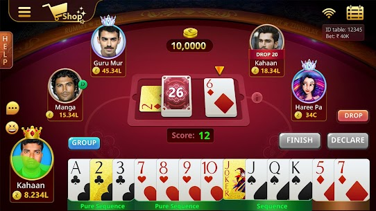 Online Rummy ZingPlay! Free Online Card Game App Latest Version  Download For Android 6
