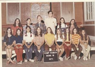Photo: Glen Spey 1971 Bunk 16