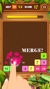 Drag n Merge: Block Puzzle 2