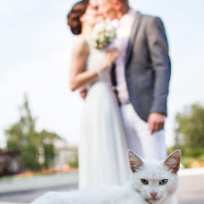 Wedding photographer Nikita Vinogradov (Vinograd). Photo of 10.08.2015