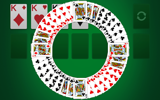 Solitaire Lite - screenshot