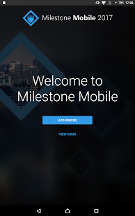 Milestone Mobile- screenshot thumbnail