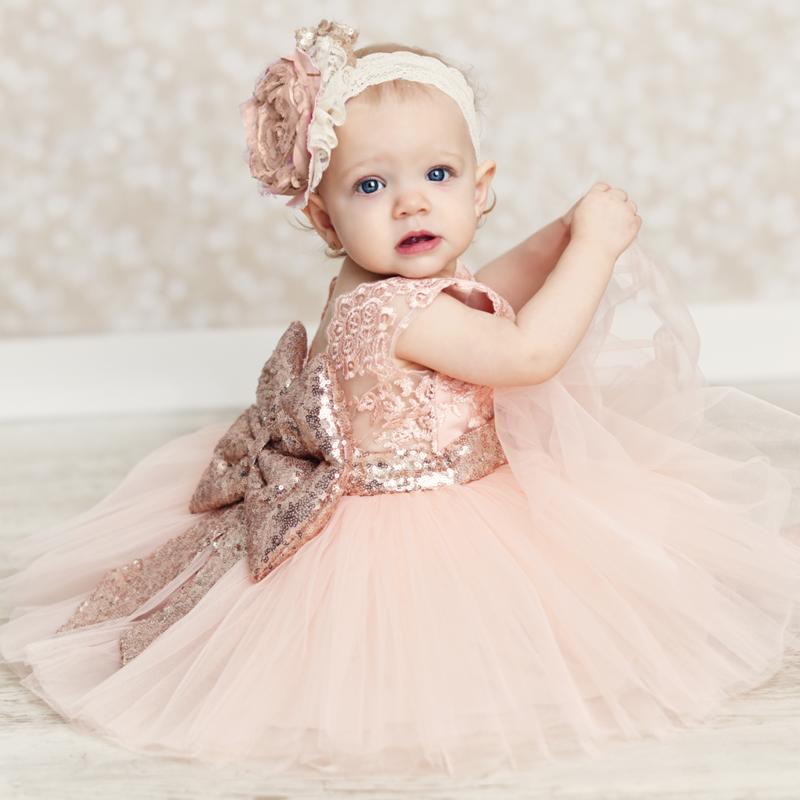 Sukienki dziewczęce balowe