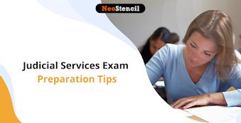 How to prepare for Judicial Services Exam 2020?