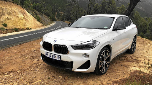 BMW has delivered on the promise of the concept with a fresh design for the X2. Picture: MARK SMYTH