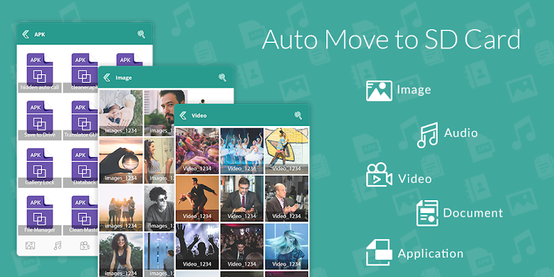 Auto Move To SD Card v1.2.2 [Premium]