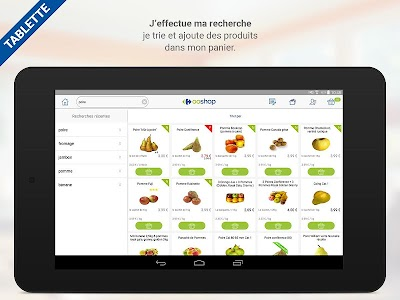 Carrefour Ooshop - courses screenshot 6