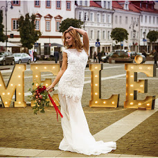 Wedding photographer Robertinas Valyulis (fotororo). Photo of 29.10.2015