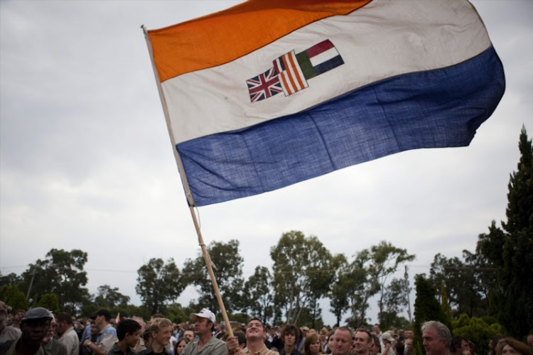 release date e6ce3 cbc46 Global classifieds group OLX has banned the old South African flag from its  platform.