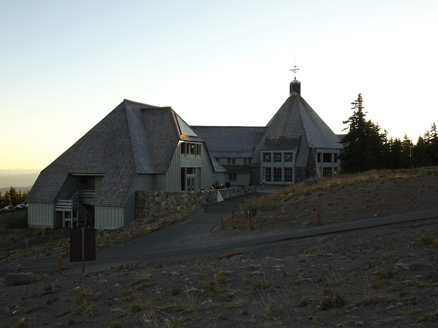 Timberline Lodge, we did it