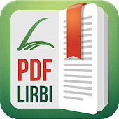 Lirbi Reader for PDF and books