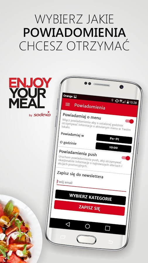 Enjoy Your Meal- screenshot