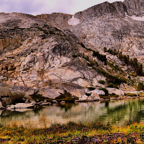 Hoover Wilderness by Janet Martinez - Landscapes Mountains & Hills ( mountains, lakes )