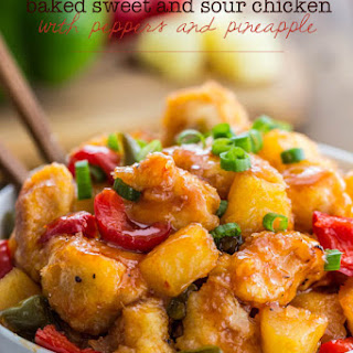 Sweet And Sour Chicken With Pineapple Recipes.