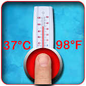 Thermometer Body Temp Prank