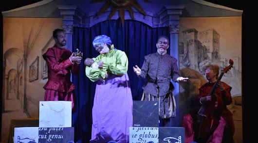 La historia del esclavo que llegó a profesor abre el Festival de Vélez Blanco