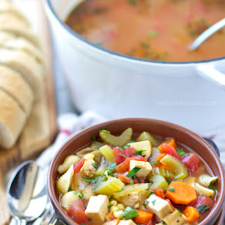 Hearty Chicken Soup Recipe