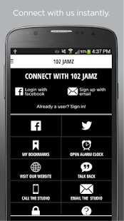 102 JAMZ – The Hip-Hop Station- screenshot thumbnail