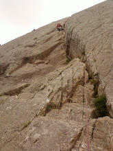 Photo: Chimney Crack, Little Tryfan