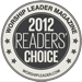 2012 Read's Choice Badge