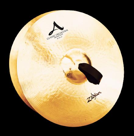 "18"" Zildjian Classic Orchestral Selection - Medium Light"