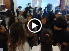 Video: Video. El nostre grup d'alumnes ballant