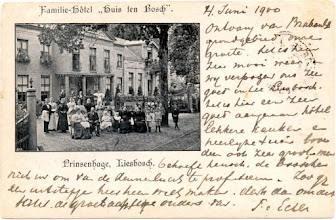 Photo: 1900 Hotel 'Huis ten Bosch' Liesbosch
