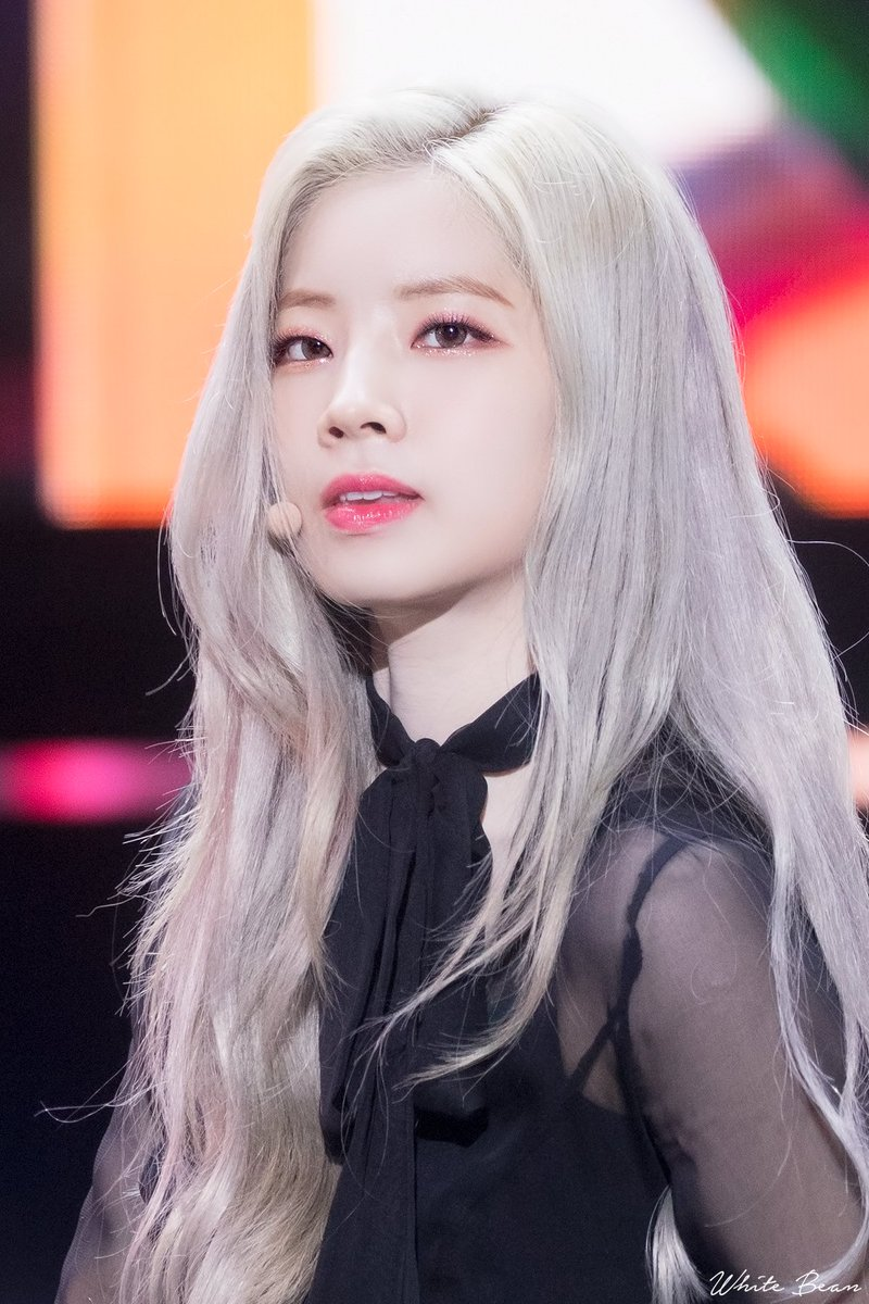 These 10 Idols Will Absolutely Dazzle You With Their Snow White Hair Color Koreaboo